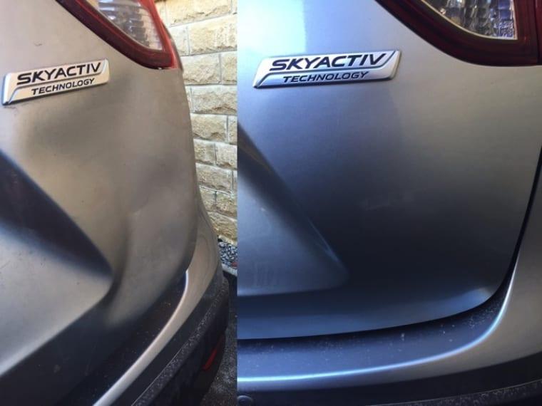 Mazda Dent Removal in Leeds